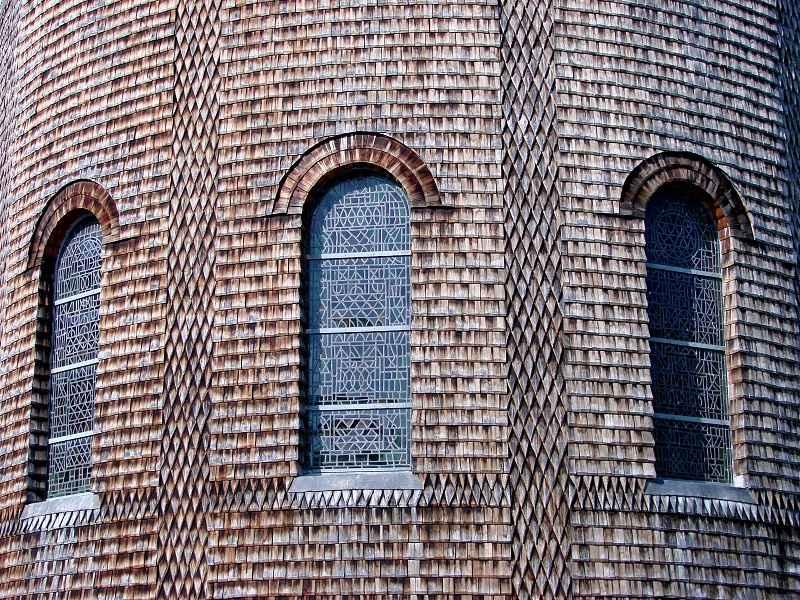 Abbatiale de Bernay @Eure Tourisme, E. Rangée