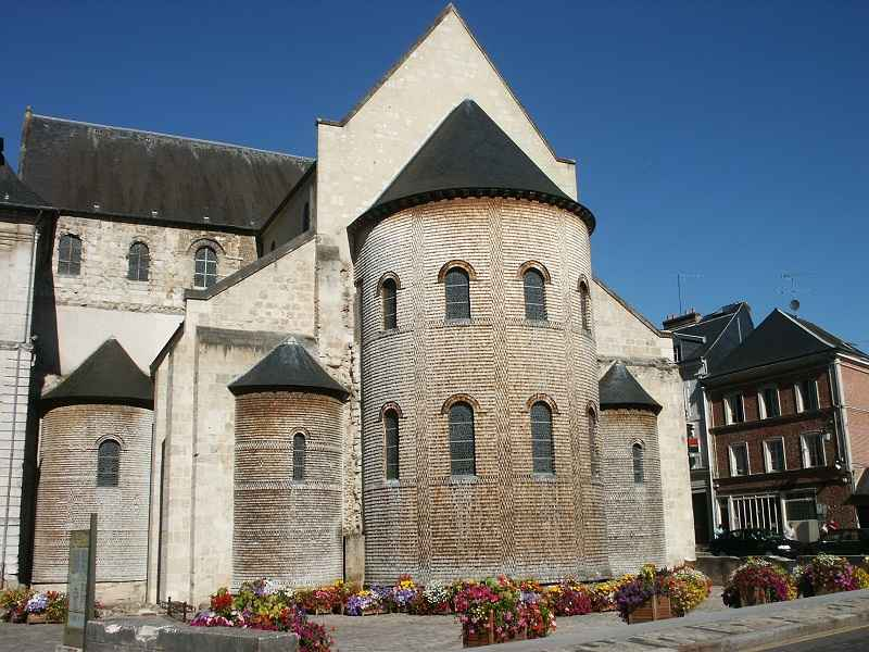 Abbatiale de Bernay © Ville de Bernay