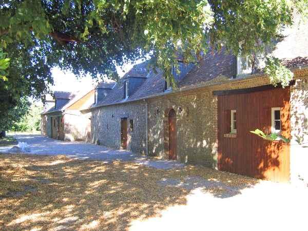 Gîte de groupe La Hulotte, St-Antonin-de-Sommaire © Adetmir