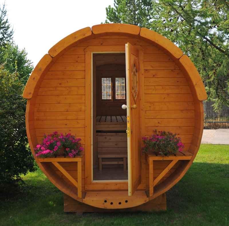 Barrel © Camping de la Catinière