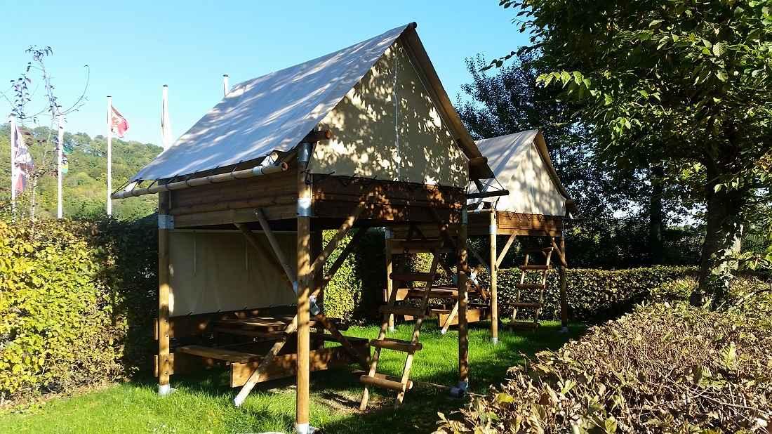 © Camping Risle Seine Les Etangs