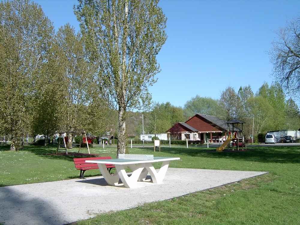 © Camping Les Marronniers, Pont-Authou