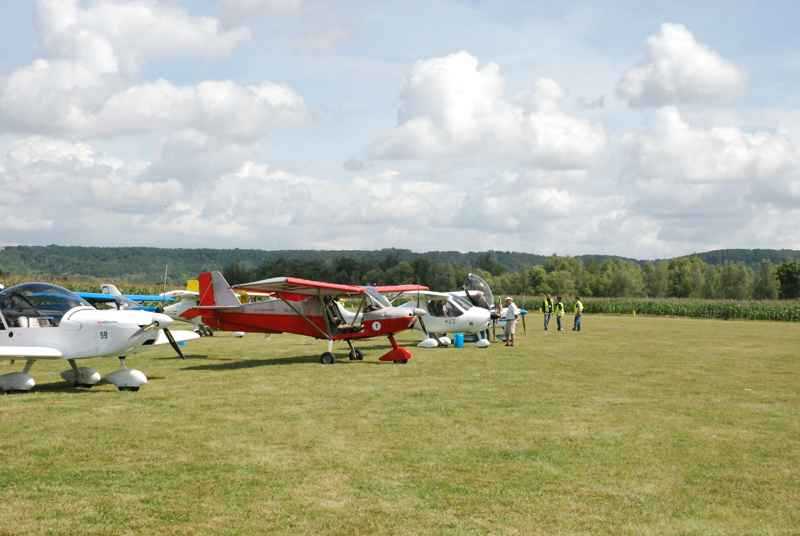 Club Aviation Légère - Val de Reuil @ C. Feral Mairie Val de Reuil