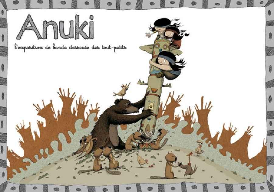 expo Anuki