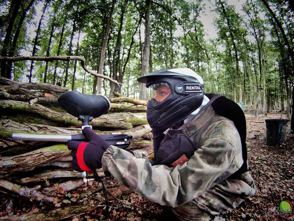 © Acting Paintball