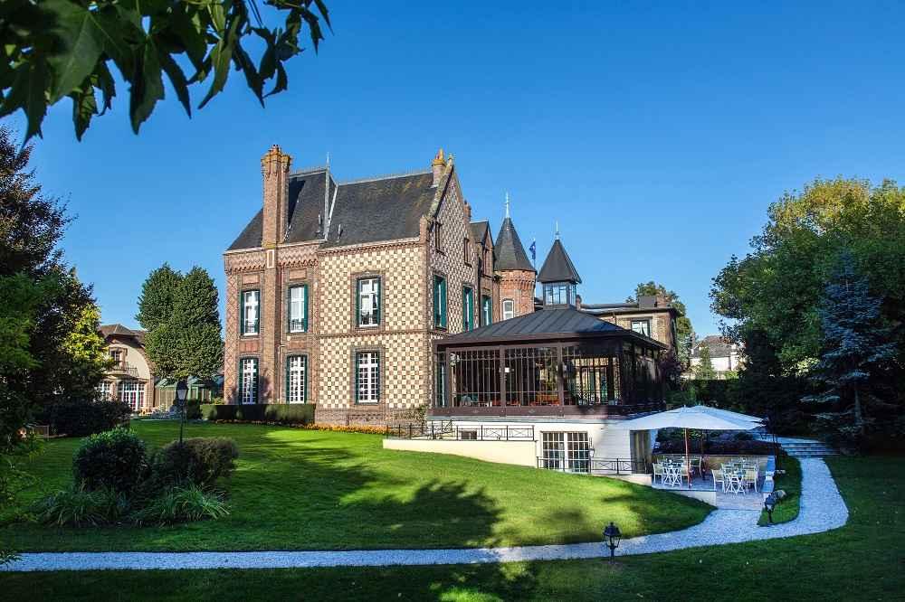 Relais & Chateaux le Clos, Verneuil d'Avre et d'Iton © Le Clos