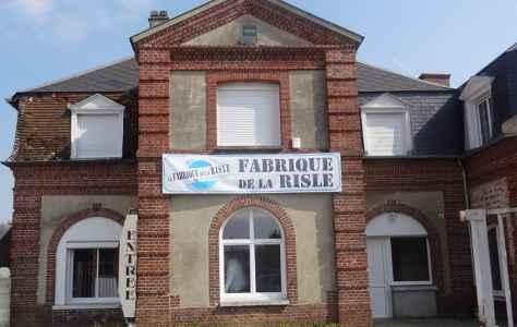La Fabrique de la Risle, Beaumont-le-Roger © Eure Tourisme, A. Maisonhaute
