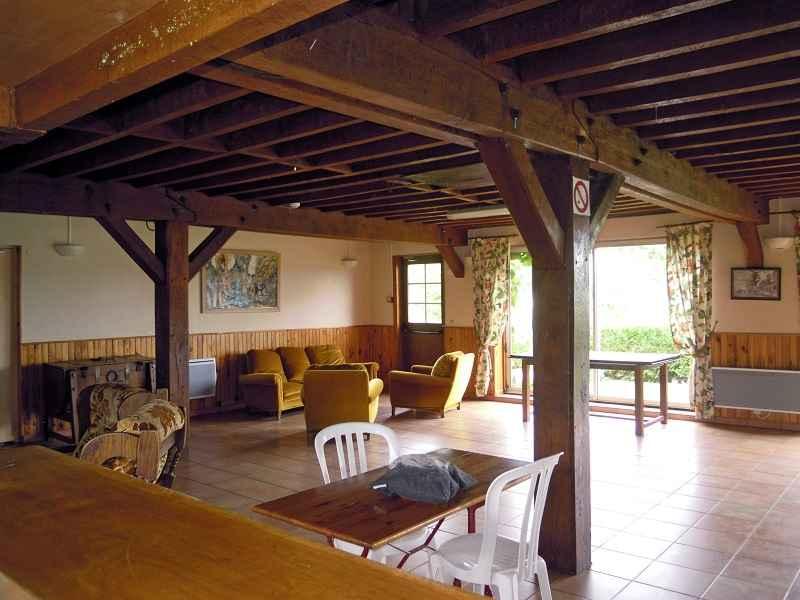 Gîte de groupe Gîte de la Forêt, St-Ouen-du-Tilleul © Adetmir