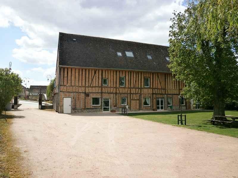 Gîte de groupe Le Trou Normand, La Vieille-Lyre © Adetmir