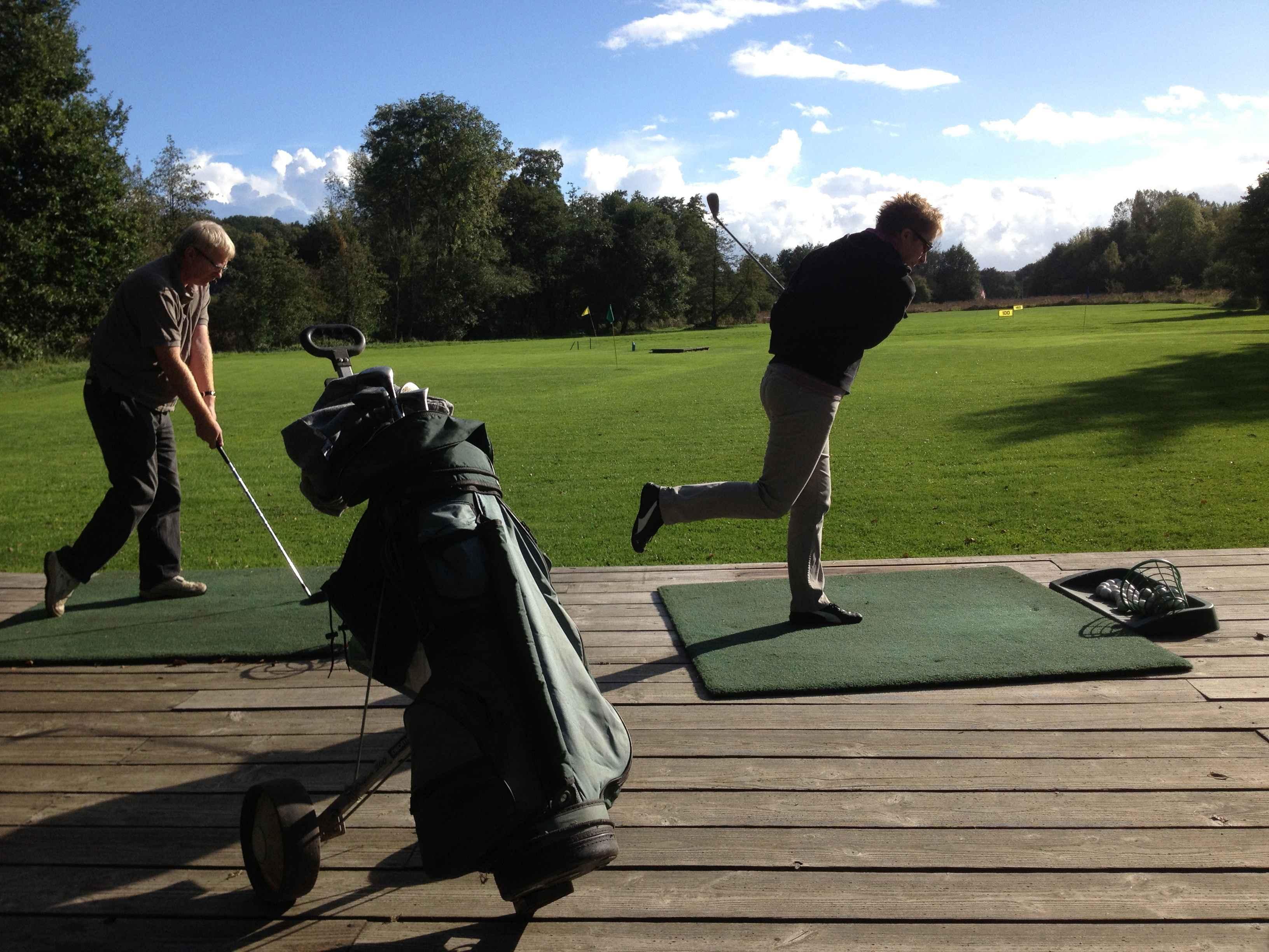 Golf Pastoral de la Charentonne