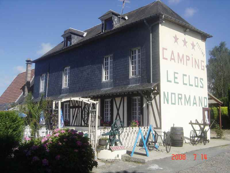 Le Clos Normand © Le Clos Normand,  Eric Tannay