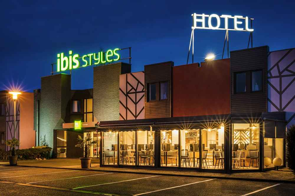 Ibis Styles Rouen Val de Reuil © Ibis Style Rouen Val de Reuil