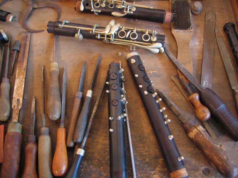 Musée des Instruments à Vent © Musée des Instruments à Vent