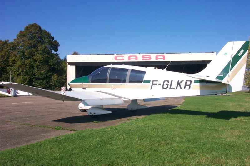 KR2 @ Club Aéronautique St-André-de-l'Eure