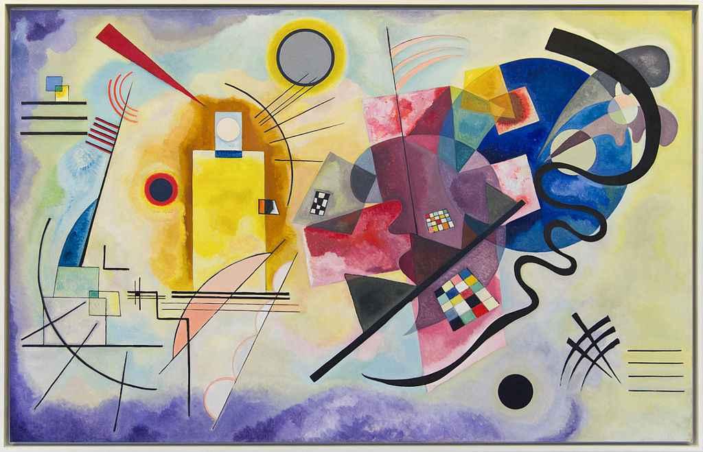 Vassily Kandinsky, 1925