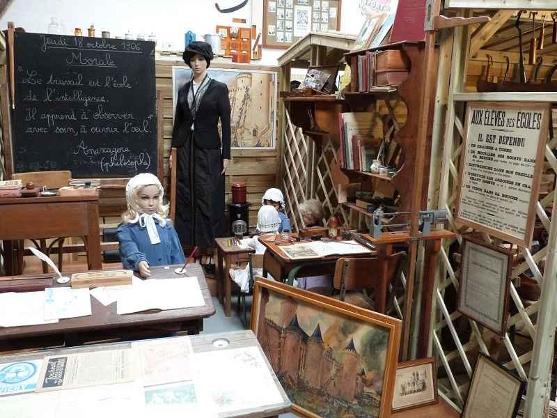Musée Vie et Métiers d'autrefois, Breteuil © Musée Vie et Métiers d'Autrefois
