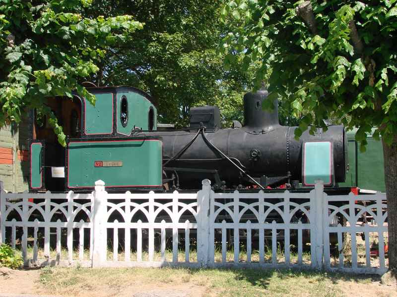Chemin de fer de la Vallée d'Eure © Eure Tourisme, A. Maisonhaute-Chetcuti