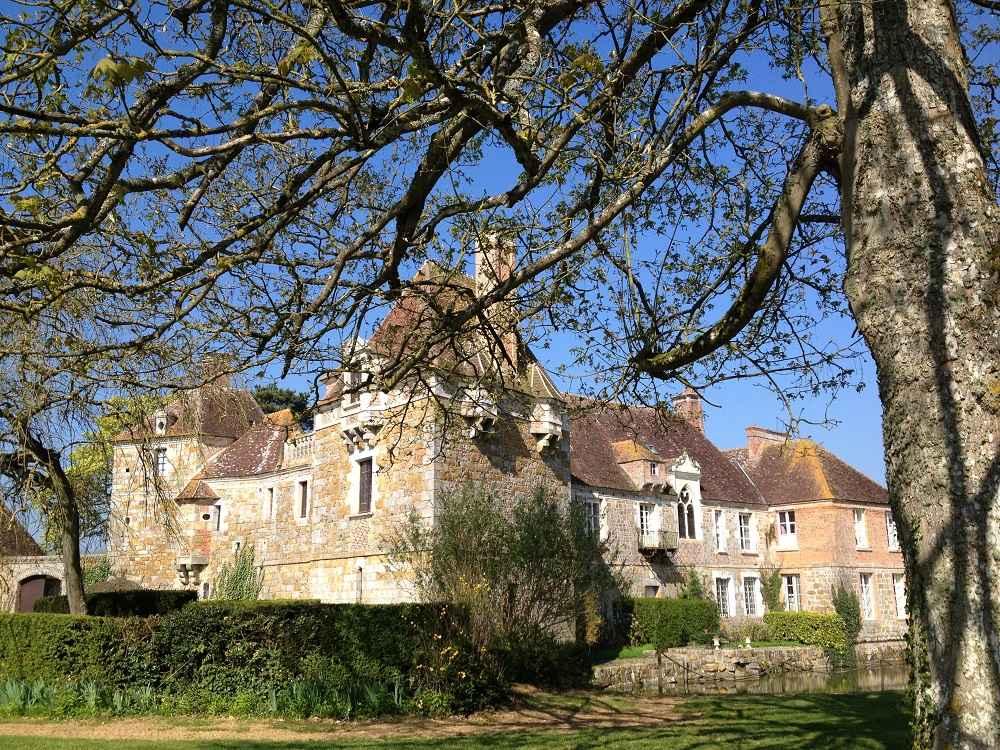 Château du Blanc Buisson, Mesnil en Ouche © Château du Blanc Buisson