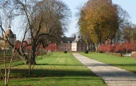 © Parc du Château du Troncq