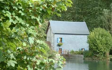 Moulin Amour © Eure Tourisme, V. Joannon