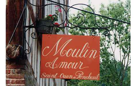 Moulin Amour © Moulin Amour