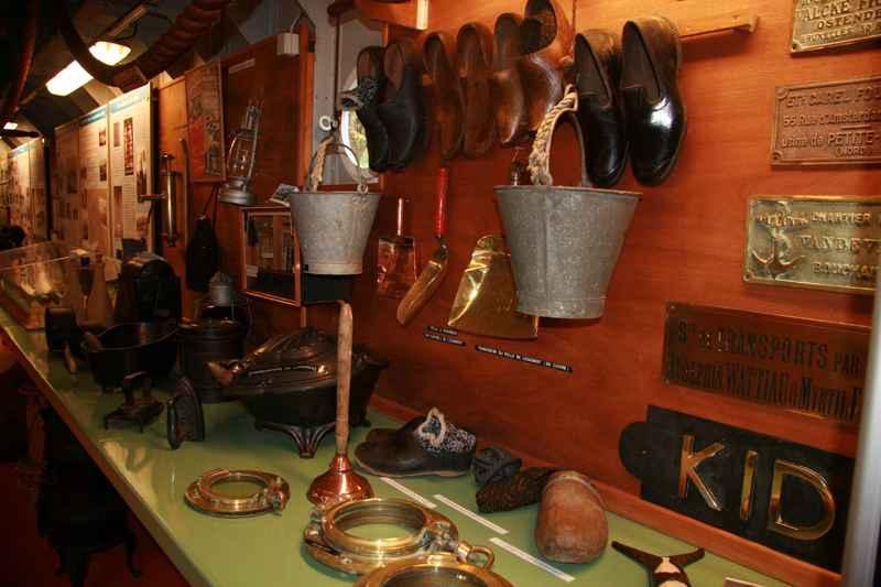 Musée de la Batellerie © Eure Tourisme, A. Maisonhaute-Chetcuti