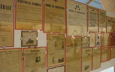 Musée de la Seconde Guerre Mondiale © Eure Tourisme, A. Maisonhaute-Chetcuti