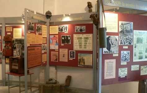 Musée de la Résistance et de la Déportation, Manneville-sur-Risle © Mairie de Manneville-sur-Risle
