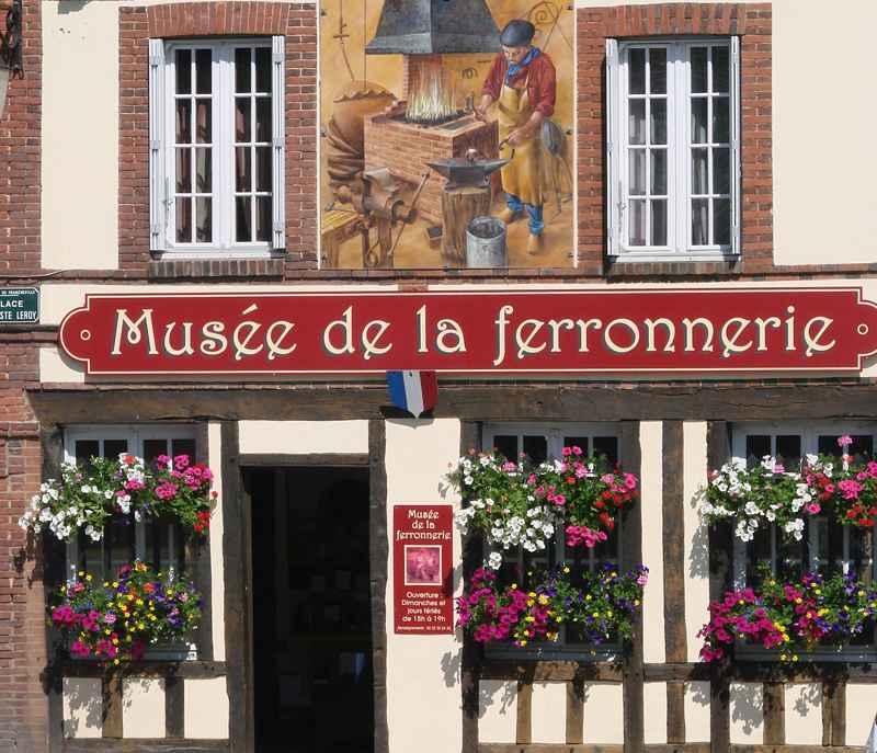 Musée de la Ferronnerie © Eure Tourisme, A. Maisonhaute-Chetcuti