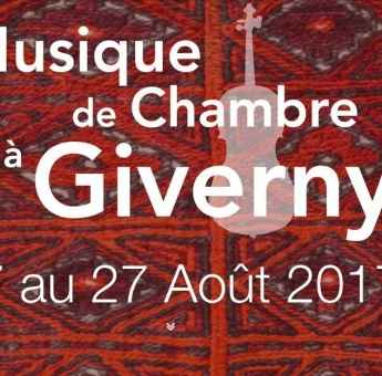 Festival Musique de Chambre Giverny