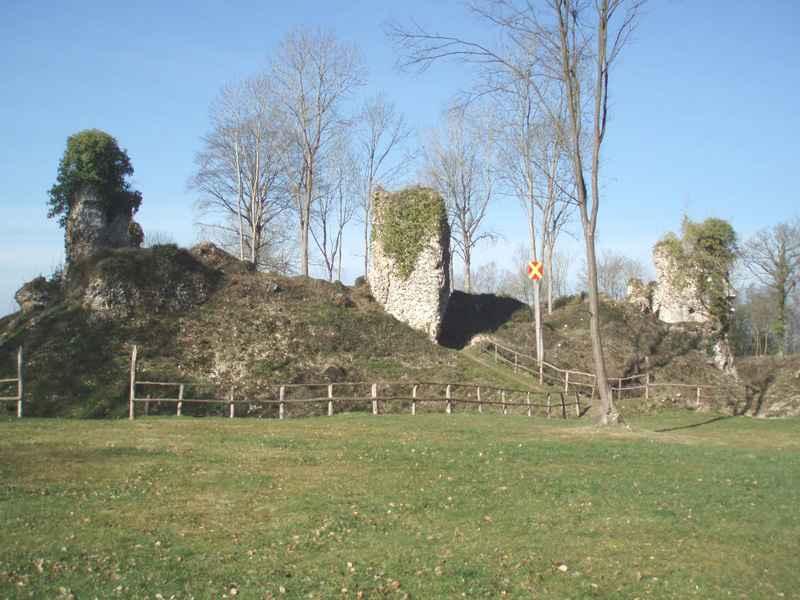 Château Montfort © Asso Montfort Culture et Patrimoine