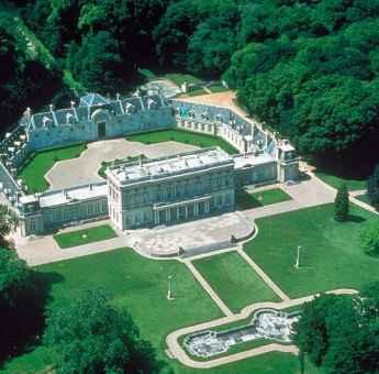 Château de Bizy © Castelet