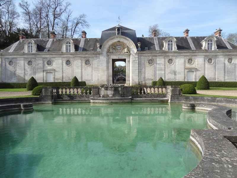Chateau de Bizy, Vernon © Eure Tourisme, M. Aubry