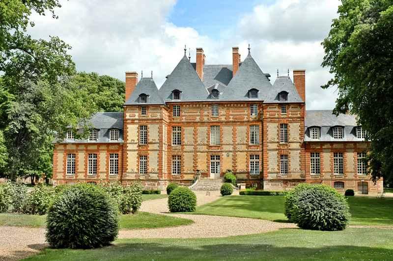 Château Fleury-la-Forêt © Château Fleury-la-Forêt, E. Catherine
