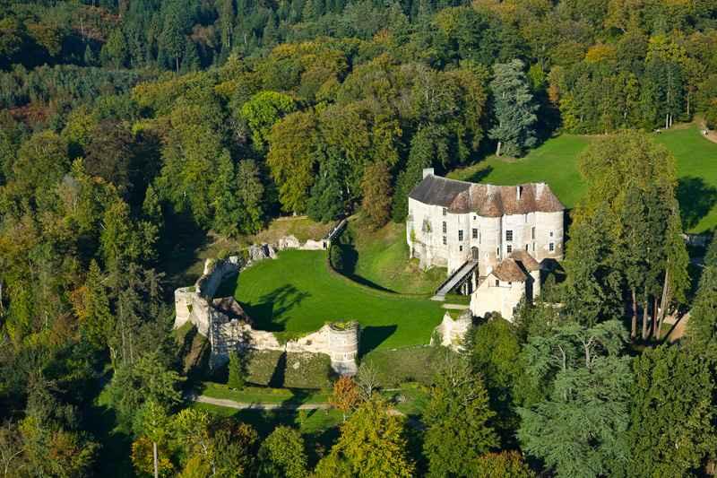 Château d'Harcourt © Eure Tourisme, F. Cormon