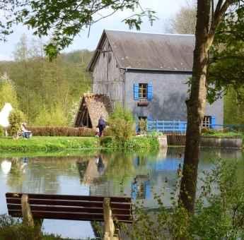 Moulin Amour, St-Ouen-de-Pontcheuil, Eure © Moulin Amour