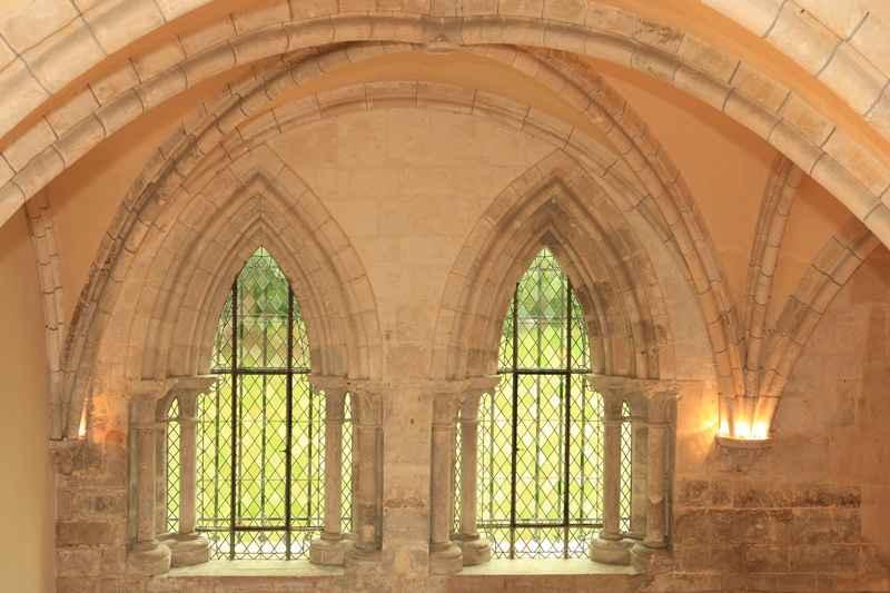 Abbaye de Bonport © Eure Tourisme, G. Targat