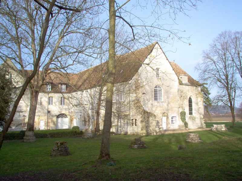 Abbaye de Bonport © Abbaye de Bonport