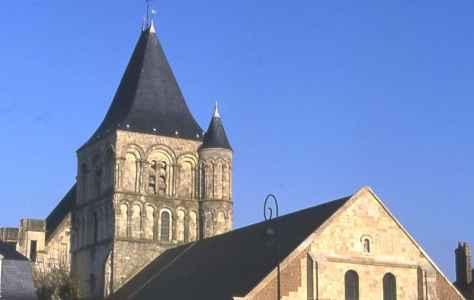 Eglise Quillebeuf © OT du canton de Quillebeuf