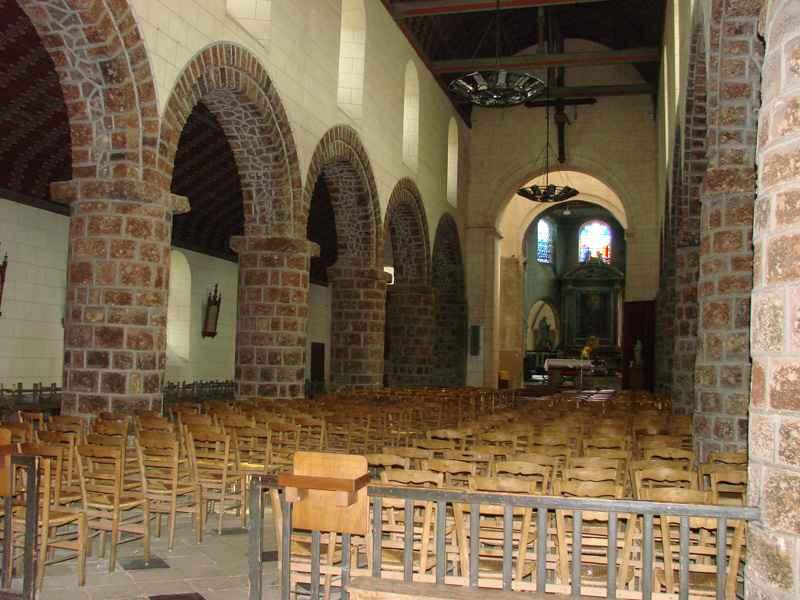 Breteuil sur Iton église © Eure Tourisme, L.Maillard