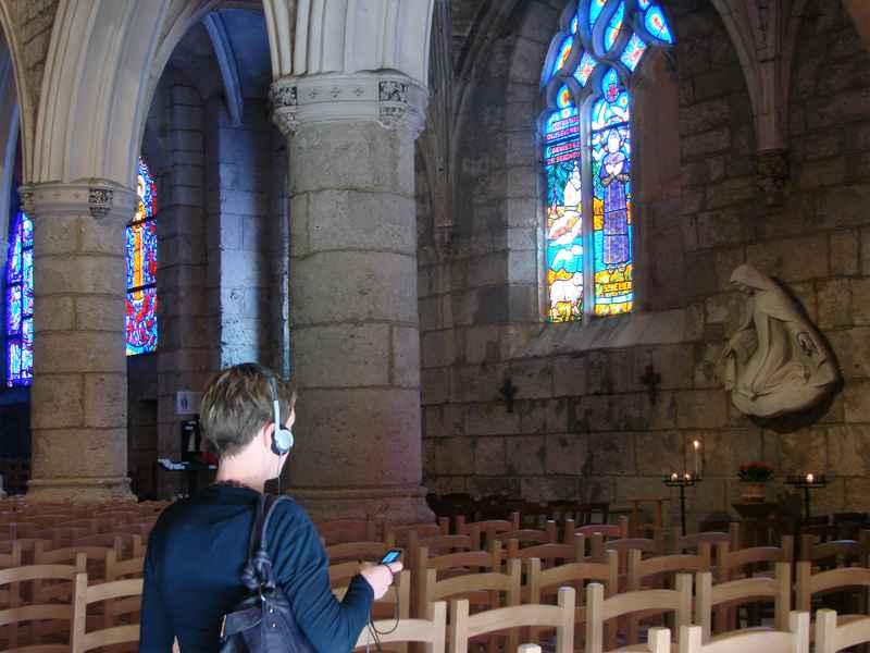 Eglise Beuzeville © Eure Tourisme, C Michaud