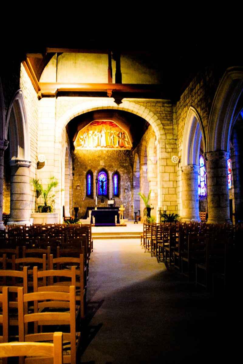 Eglise St Hélier Beuzeville © Eure Tourisme, Honorine Haillard