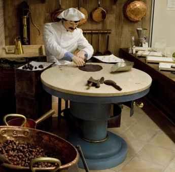 Chocolatrium, Damville © Chocolatrium