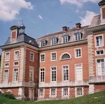 Façade sud © Château du Buisson de May