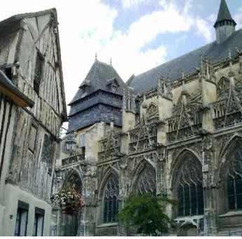 Eglise Notre-Dame des Arts, Pont-de-l'Arche © Eure Tourisme, C. Romero