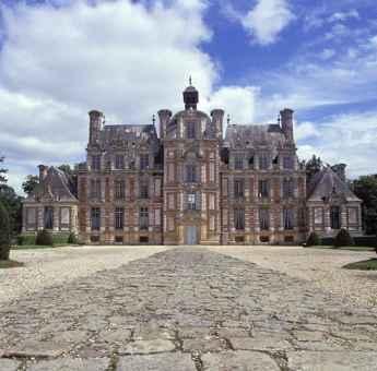 Château de Beaumesnil © Eure Tourisme, SagaPhoto.com,P. Forget