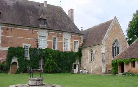 Chateau Hellenvilliers © A.MC, eure tourisme