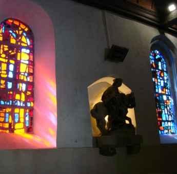 Eglise de Francheville © A. MAISONHAUTE CHETCUTI,Eure tourisme