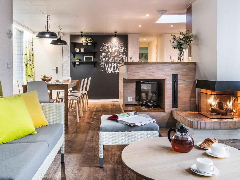 Photo 5 - Cottage Premium Nouveau Design © Eric Bergoend - Center Parcs domaine des Bois-Francs