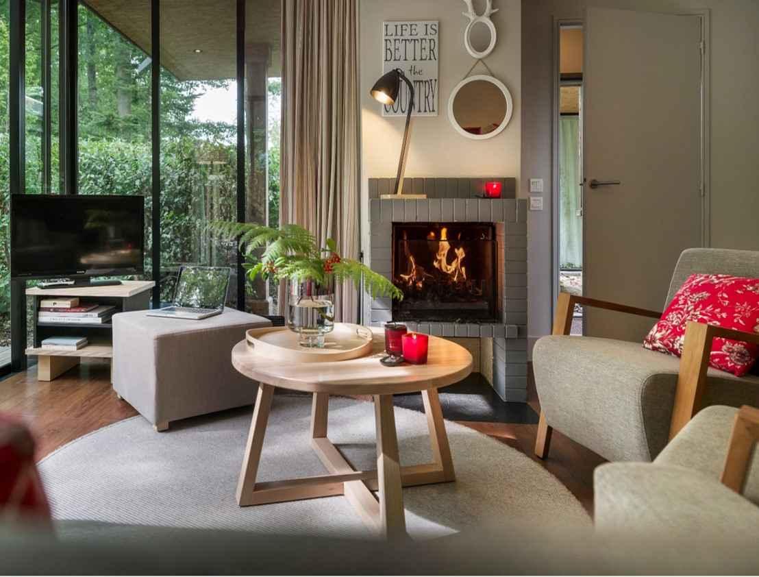 Photo 6 - Salon Pagode ©Eric BERGOEND - Center Parcs domaine des Bois-Francs